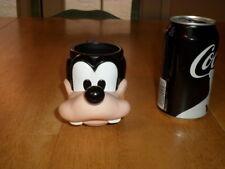 Walt Disney - Goofy, Head & Face, Applause Plastic Drinking Cup, Vintage