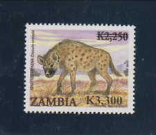 Zambia overprint
