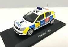 ATLAS EDITIONS BRITISH POLICE CARS VAUXHALL ASTRA THAMES VALLEY POLICE JA19