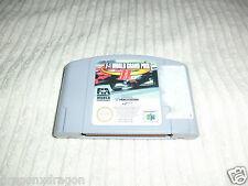 F1 World Grand Prix II (Nintendo 64/n64) sólo juego módulo, PAL-versión