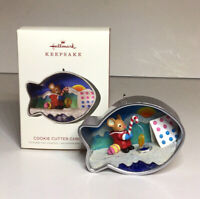 Hallmark Keepsake Cookie Cutter Christmas Ornament 2018 7th In The Series Fish