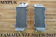 YZF250 2016 RADIATORS PERFORMANCE 2016 YZF 250 MXPUK RADIATOR RADS YZ250F (059)