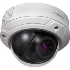 Trendnet Indoor/Outdoor 4MP Motorized Varifocal PoE IR Dome Network Camera v2.0R