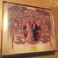 THE BALLAD OF BABY DOE Moore / LaTouche AUDIO CD SET BRAND NEW & FACTORY SEALED