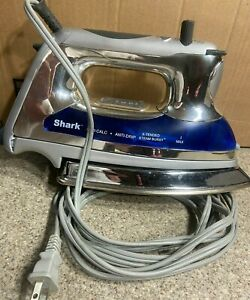 RARE Shark Iron Professional Anti Drip/Calc # G1495N 1750W  X Tended Steam Burst