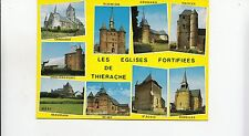 BF21411 eglises fortifiees de thierache aisne  france  front/back image