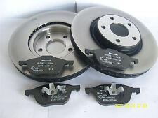 Original Ford Bremsscheiben (300mm)+Bremsbelagsatz 1520297 + 1820037 Ford Kuga I