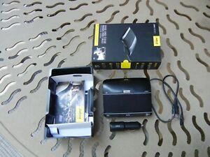 Jabra Freeway Bluetooth Wireless In-Car Speakerphone Model HFS100