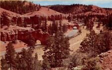 (krv) Bryce Canyon National Park: Tunnels in Red Canyon