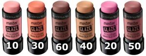 Maybelline Master Glaze Blush Stick by Facestudio - Choose Your Shade - New