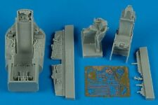 Aires 1/48 F-16A MLU Falcon Cockpit Set for Kinetic kit # 4470