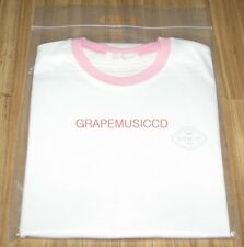 TIFFANY GIRLS' GENERATION WEEKEND THE AGIT CONCERT GOODS T-SHIRT LARGE SIZE NEW