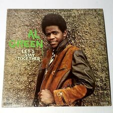 Al Green ‎– Let's Stay Together: Hi Records 1972 ‎Vinyl LP Album (Soul / Funk)