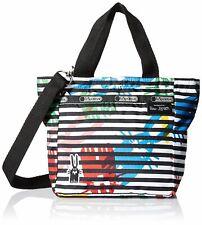 LeSportsac Women's X Peter Jensen Mini Picture X-Body Tote Bag in Jeffrey