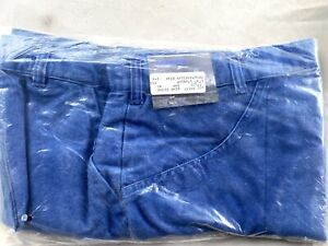 Vintage 1993 Patagonia Stand Up Shorts - NOS DEADSTOCK Blue Sapphire Color 40
