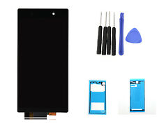 Para For Sony Xperia Z1 L39H C6906 Pantalla LCD Digitalizador Touch Screen Negro