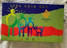 1994 Proof Coin Set Australia Year of the Family