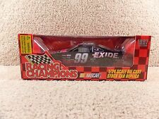 New 1997 Racing Champions 1:24 NASCAR Jeff Burton Exide Batteries Thunderbird