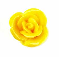Yellow Rose Lapel Pin
