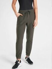 New! ATHLETA Farallon Jogger Size 8 Cypress Green #531090