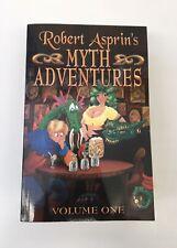 Robert Asprin's Myth Adventures Omnibus Volume 1 - Paperback Illustrated
