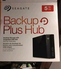 Seagate Backup Plus 5TB Desktop External Hard Drive USB 3.0