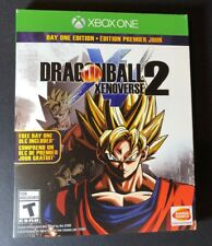 Dragon Ball XenoVerse 2 [ Day One Edition ] (XBOX ONE) NEW