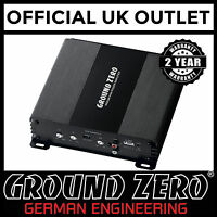Ground Zero GZIA 2080HPX-II 2 Channel 240 Watts High Quality Car Amp Amplifier
