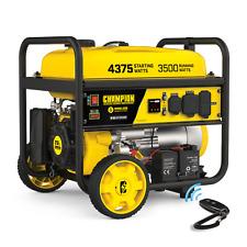 200964 - 3500/4375w Champion Generator, Remote Start, RV Ready