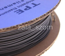 TPE 3D Printer Filament 0.5kg/1.1lb 1.75mm Rubber MakerBot RepRap