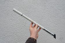 vintage rennrad luftpumpe silca krabo krautscheid bochum weiss pump air 47cm