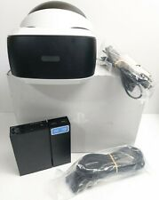 SONY PlayStation VR BRILLE + Processor Unit (CUH-ZVR1) - PS4 Virtual Reality