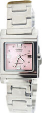 Casio Ltp-1237d-4a Ladies Pink Analog Stainless Steel Casual Dress Watch