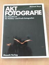 MICHAEL BOYS / AKT FOTOGRAFIE / 1981 ITALY / ISBN 3570030105 / FKK
