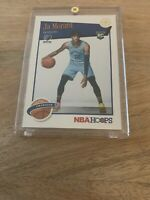 2019-20 Panini NBA Hoops Tribute Ja Morant Rookie Card #297 Perfect Card