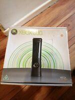 Xbox 360 Elite Console Bundle With Box Wireless Controller HDMI 120GB JASPER