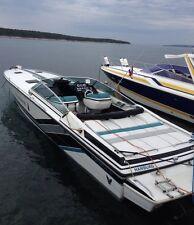 Formula 357 SR1 2x600 PS mit erst 123 Stunden! Speedboot Yacht Rennboot