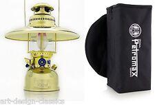 Petroleum Starklichtlampe Hk500 - Messing poliert Petromax