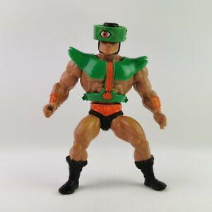 Tri-Klops Vintage Action Figure Original 1981 Release - He-man MOTU Triklops