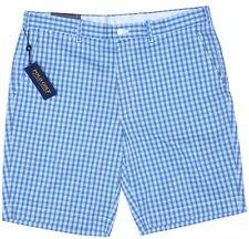 Polo Golf Ralph Lauren Mens Blue Multi Color Classic Fit Shorts Sz 35 5508