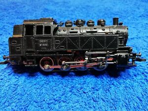 Märklin 3031 H0 Tenderlok Dampflok Modell 3031, BR 81 004 Guss Telex ohne OVP