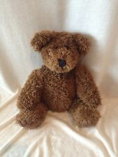 Boyds Bears The Artisan Series Mckinley Stuffed Brown Bear W/ Tags Collectible