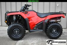 2019 Honda Trx420Tm1 Rancher Red Atv Low Hours! eBay Special!