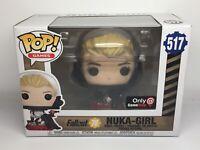 Funko Pop Games 517 Fallout Nuka-Girl Gamestop Exclusive
