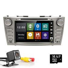 For Toyota Camry 2008-2011 Car DVD Player GPS Navigation BT Radio Stereo+Camera~