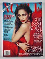 Vogue Magazine USA April 2012 Jennifer Lopez