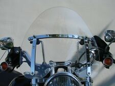 Large Windshield 19 x17 for Honda Cruiser Magna Shadow Spirit Sabre 600 750 1100