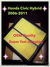 ENGINE AIR FILTER HONDA CIVIC HYBRID 2006-2011,17220-RMX-000,AF5652 FAST SHIP