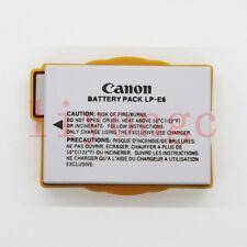 New Original  LP-E8 Battery for Canon EOS Rebel 700D 650D T2i T3i T4i T5i