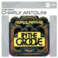 CHARLY ANTOLINI - IN THE GROOVE (JAZZ CLUB)  CD NEUF